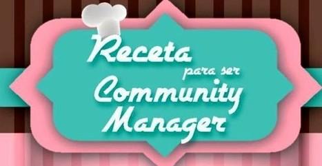 La receta correcta para ser Community Manager en una infografía | Al calor del Caribe | Scoop.it