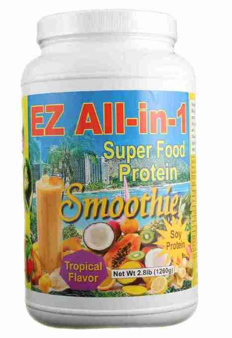 EZ Protein Smoothie Powder - Cheap protein powder - Pure protein powder | Protein Supplements | Scoop.it