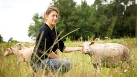 Florence Gandré : « Terres de Jim, le salon de l'agriculture en plein ... - Terre-net   Agriculture en Gironde   Scoop.it