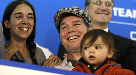 Steve Gleason on his life with ALS, mission for a cure « SI.com | #ALSAWARENESS #PARKINSONS | Scoop.it
