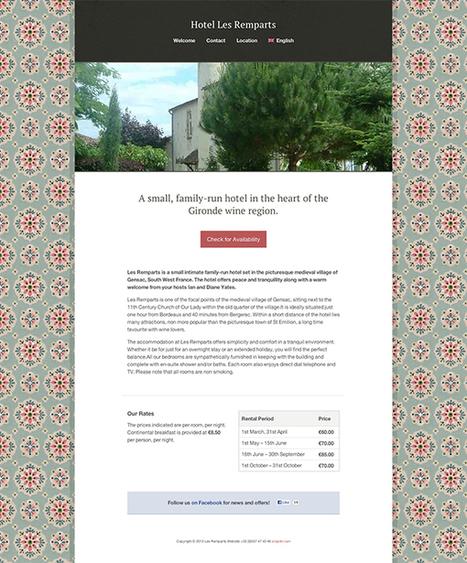 Web Design Workshop #33: Les Remparts | Webdesigntuts+ | le webdesign | Scoop.it