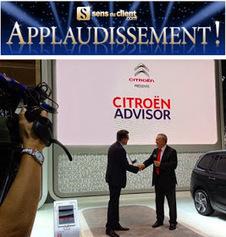 Sens du client - Le blog des professionnels du marketing client et de la relation client: Applaudissement : Citroën Advisor, Palme de l'intelligence relationnelle et certifié NF | New Marketing : Data-Brand-Content-CustomerExp | Scoop.it