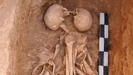 Ruim 3.000 jaar oude graven ontdekt in Pakistaanse vallei | KAP-ANGELO | Scoop.it