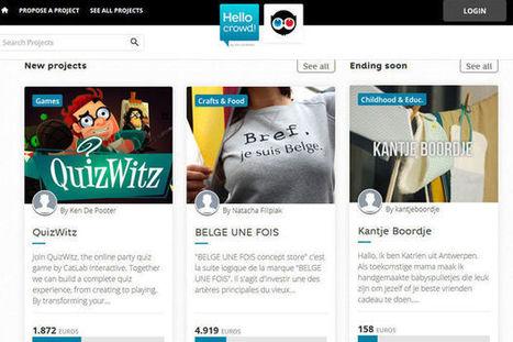 Hello bank! se lance dans le crowdfunding - Le Vif | Innovation et perspectives du secteur bancaire | Scoop.it