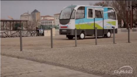 News/Blog - Smart Cities Mediterranean - CityMobil2 Tests Self-Driving Bus in Spain | EU funding - Design and Manage Projects | Scoop.it
