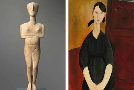 Mixing Modern Art With Antiquities | Bibliothèque des sciences de l'Antiquité | Scoop.it