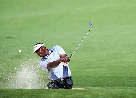 Vijay Singh and Golf's Deer-Antler Mess - New Yorker (blog) | Golf images: Send in the Clowns | Scoop.it