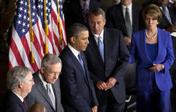 Obama, GOP take a political breather with Thanksgiving cease-fire - CBS News | Politics | Scoop.it