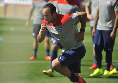 US Soccer Star Landon Donovan Fails To Make World Cup Cut - NPR (blog) | World Cup 2014 | Scoop.it