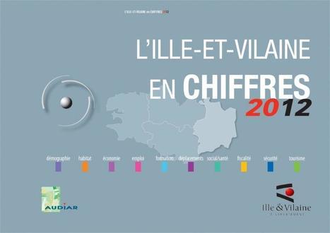 L'Ille-et-Vilaine en chiffres 2012 | Rencontres sur l'avenir des villes en Bretagne, 2ème édition - Lorient, 12 mars 2013 | Scoop.it