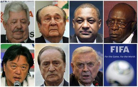 Sept hauts responsables de la FIFA arrêtés pour des faits présumés de corruption | DeL'autreCôté : de l'info croustillante à ne surtout pas manquer | Scoop.it