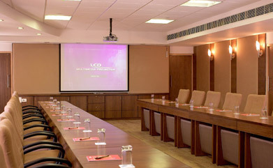 Have the perfect view even during your #meetings,only at #Cambay #Sapphire, #Gandhinagar. | Cambay Hotels & Resorts | Scoop.it