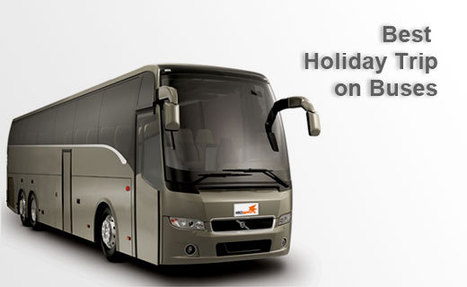 Volvo bus booking services | IT Company in Australia | Scoop.it