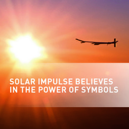 SOLAR IMPULSE - AROUND THE WORLD IN A SOLAR AIRPLANE | E-mobility and renewable energy | Scoop.it
