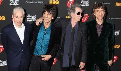 The Rolling Stones reschedule Australia and New Zealand tour ... | Music | Scoop.it