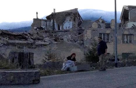 Un terremoto sacude el centro de Italia y causa decenas de muertos, publico.es / Agencias | Diari de Miquel Iceta | Scoop.it