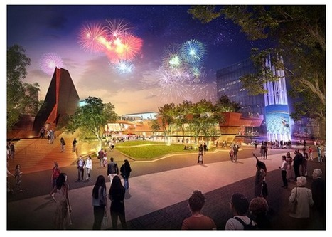 New City Square in Perth RECONNECTS Urban Landscape, Honors an Indigenous Warrior | Top CAD Experts updates | Scoop.it