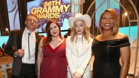 Grammys 2014: A night of musical collaborations - CBS News | PR and Pop Culture | Scoop.it