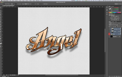 """Video Effects Prod: Free PSD : effet """"Angel"""" 