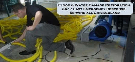 Water Damage Restoration in Chicago - 888-449-3227 Available 24/7   Carpet Care   Scoop.it