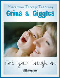 Grins and Giggles: Get Your Laugh On with Kids - Spin-Doctor Parenting | Playfulness | Scoop.it