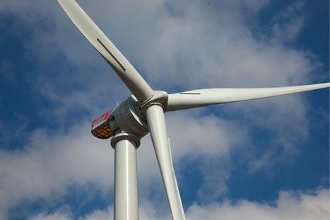 L'éolienne Haliade 150 d'Alstom financée par les investissements d'avenir | EMR | Scoop.it