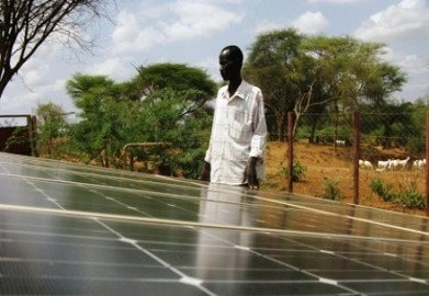 Solar pump project aims to ease Kenyan water shortages - AlertNet | Global H20 - A Water Initiative | Scoop.it