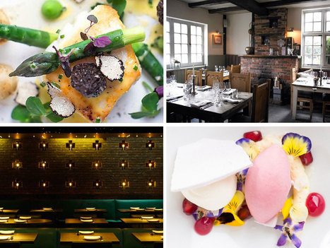 Britain's most affordable Michelin-starred restaurants | The Magazine | Scoop.it