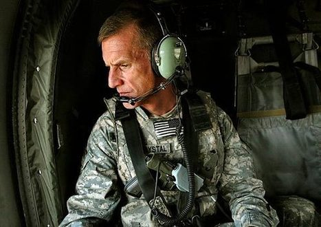 16 Leadership Lessons from a Four Star General | Mediocre Me | Scoop.it