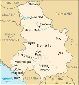 CIA: The World Factbook: Yugoslavia: History Reference Center | Jessica Waudby Faction | Scoop.it