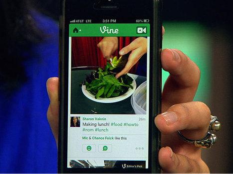 Vine pour iOS télécharge les vidéos pour pouvoir les visionner hors connexion - CNET France | Les Outils du Community Management | Scoop.it