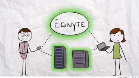 Making enterprise file sharing more like personal sharing with Egnyte - Fortune Tech | Enterprise IT Pulse | Scoop.it