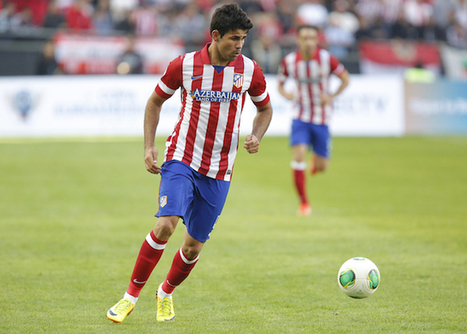 What does Diego Costa's hamstring injury mean for Spain? - CBSSports.com | Spain World Cup | Scoop.it