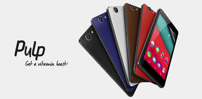 Wiko Pulp, un smartphone que deja en pañales a la gama baja