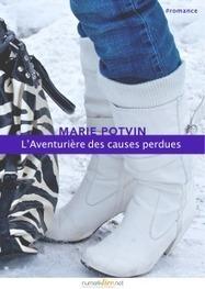 Livre erotique - ClearPassion, L'Aventurière des Causes perdues - Marie Potvin   Clearpassion - La librairie numérique 100% féminine   Scoop.it