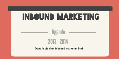 L'agenda de l'inbound marketing BtoB - | inbound marketing | Scoop.it