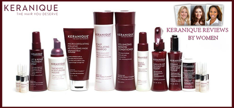 Keranique: Easy, Effective Hair Loss Treatment For Busy Women | life & fashion | Scoop.it