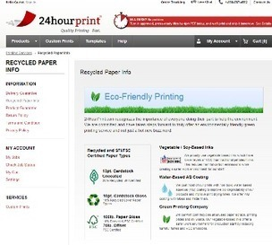 Eco-Friendly Printing: The Choice of Every Thinking Enterprise | Sports Facility Management. 4030384 | Scoop.it