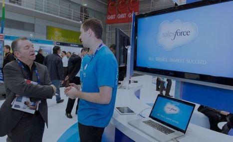 Salesforce bâtit des ponts entre ses deux PaaS | Salesforce Platform | Scoop.it