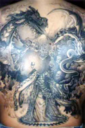 Fantasy Tattoo - Inspiring 99 Gallery | Tattoos home desing hairstyle fashion | Scoop.it