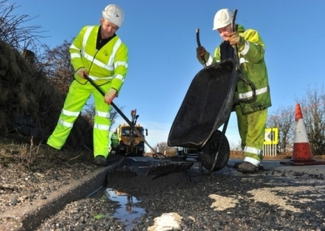 Road repairs budget to be doubled to fix potholes - Scotsman | Budgeting 101 => 999 | Scoop.it