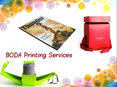 Get Efficient Printing Solutions by BoDa | Printing China | Scoop.it