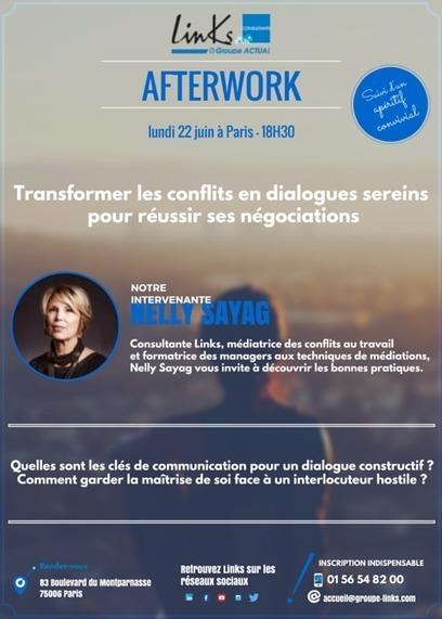 4 clés pour transformer le conflit en dialogue constructif et réussir vos négociations | coaching | Scoop.it