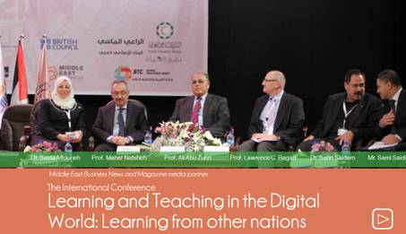 International Conference: Learning and Teaching in the Digital World | The Future of E-Learning in Palestine | Scoop.it