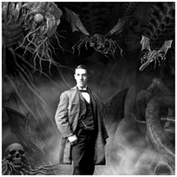 H. P. Lovecraft - O Horror no Museu (conto) ~ Romances Fantásticos ... | Paraliteraturas + Pessoa, Borges e Lovecraft | Scoop.it