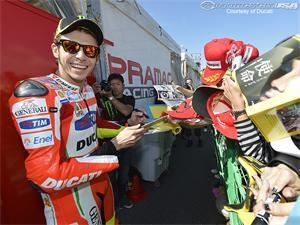 Ezpeleta & Rossi on Proposed Rules | motorcycle-usa.com | Ductalk | Scoop.it