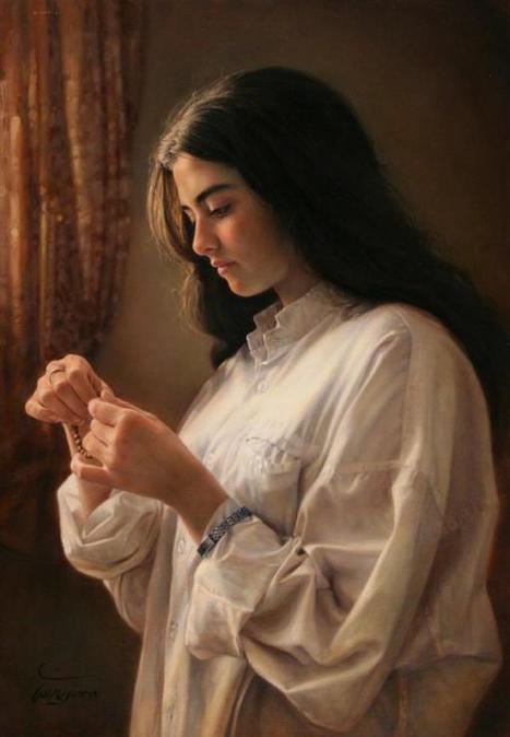 Paintings by Iman Maleki | About Art & Creativity | Scoop.it
