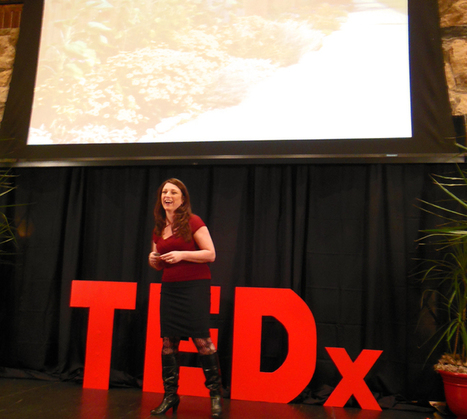A TEDx Speech – How One Person Can Make A Difference   Annie Haven   Haven Brand   Scoop.it