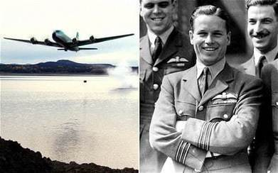 Dambusters hero 'killed by friendly fire'   World at War   Scoop.it