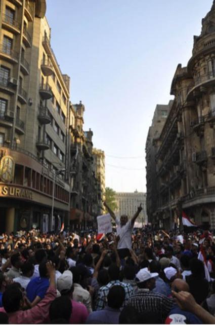 El valor del espacio físico: Desde la Plaza Tahrir a las protestas de ... - El Ciudadano (Chile) | Comunicación y estudios de medios | Scoop.it